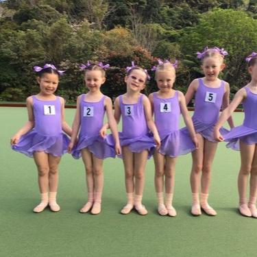 Pre Primary and Primary Ballet uniform